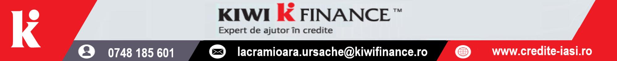 Kiwi Finance Iasi
